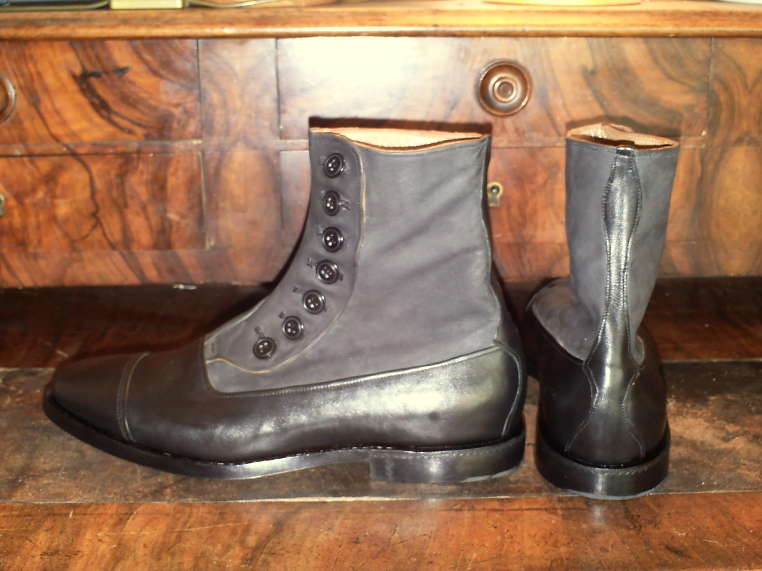 Chaussures Hommes Castellet De À Le Création Mesure Pour Sur L35ARq4j
